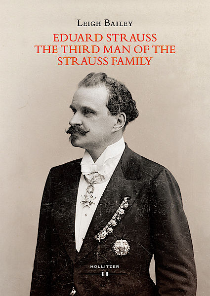 Cover Eduard Strauss: The Third Man of the Strauss Family