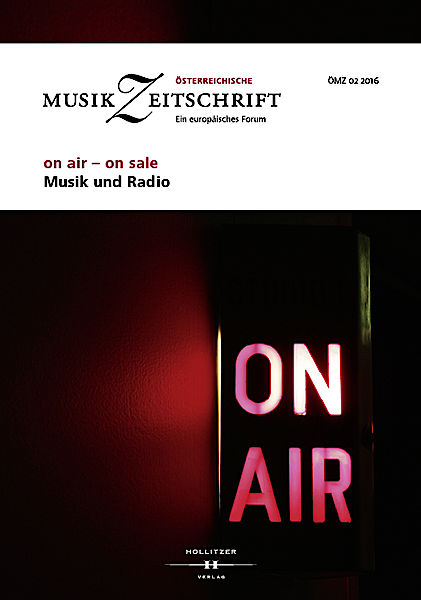 Cover on air - on sale. Musik und Radio