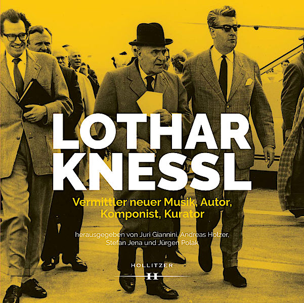 Cover Lothar Knessl