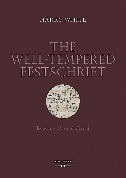 Cover The Well-Tempered Festschrift