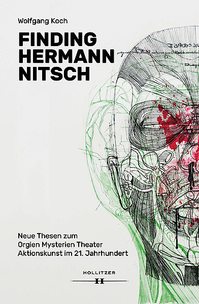 Cover Finding Hermann Nitsch