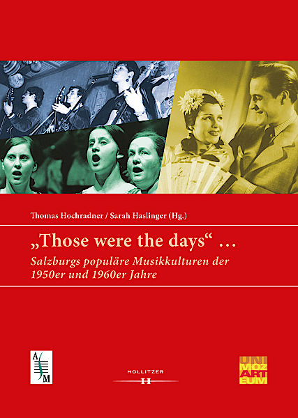 "Cover ""Those were the days"" ..."