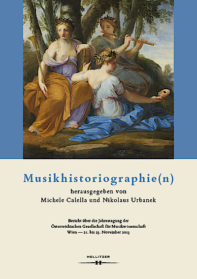 Cover Musikhistoriographie(n)