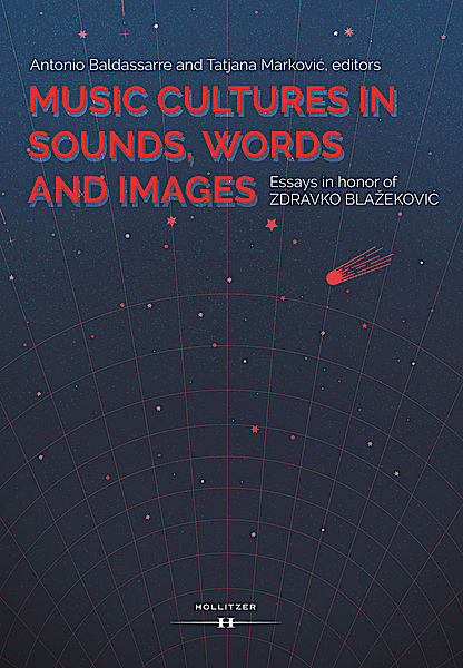 Cover MUSIC CULTURES IN SOUNDS, WORDS AND IMAGES