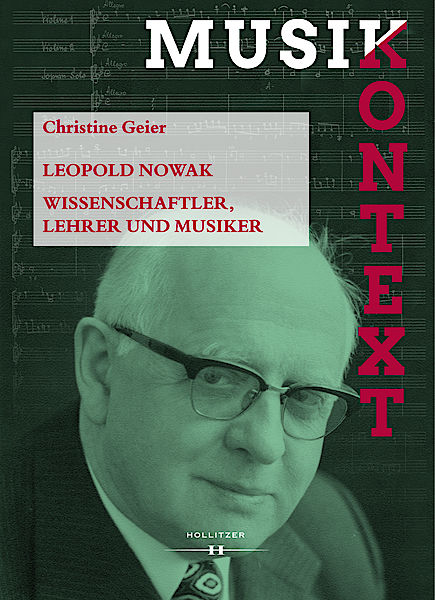 Cover Leopold Nowak