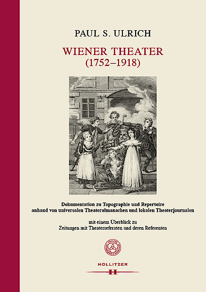 Cover Wiener Theater (1752-1918)