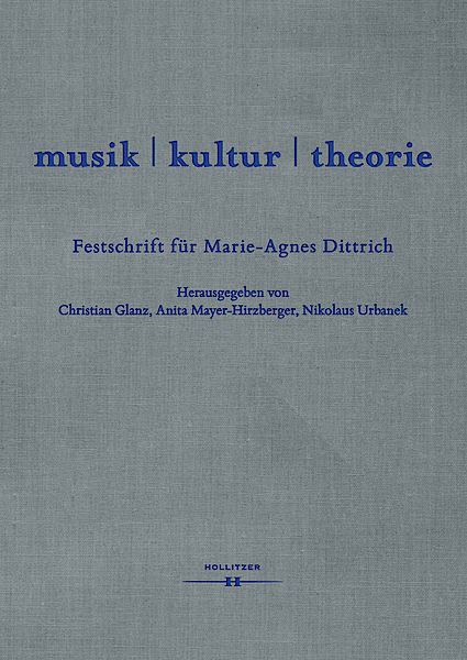 Cover musik | kultur | theorie