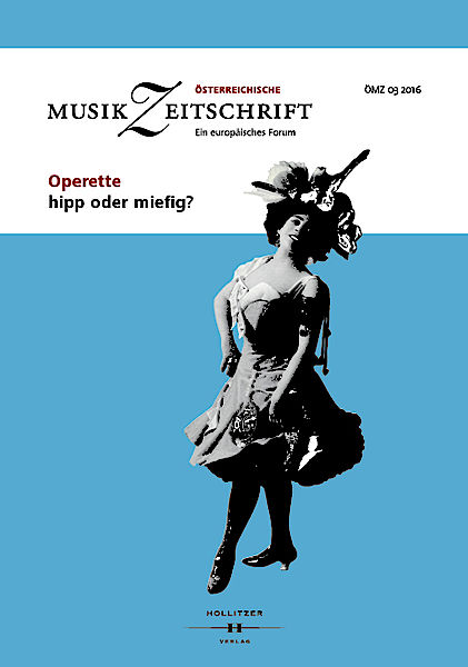 Cover Operette - hipp oder miefig?