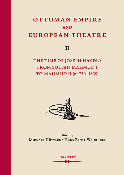 Cover Ottoman Empire and European Theatre