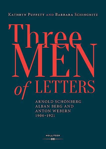 Cover Three Men of Letters